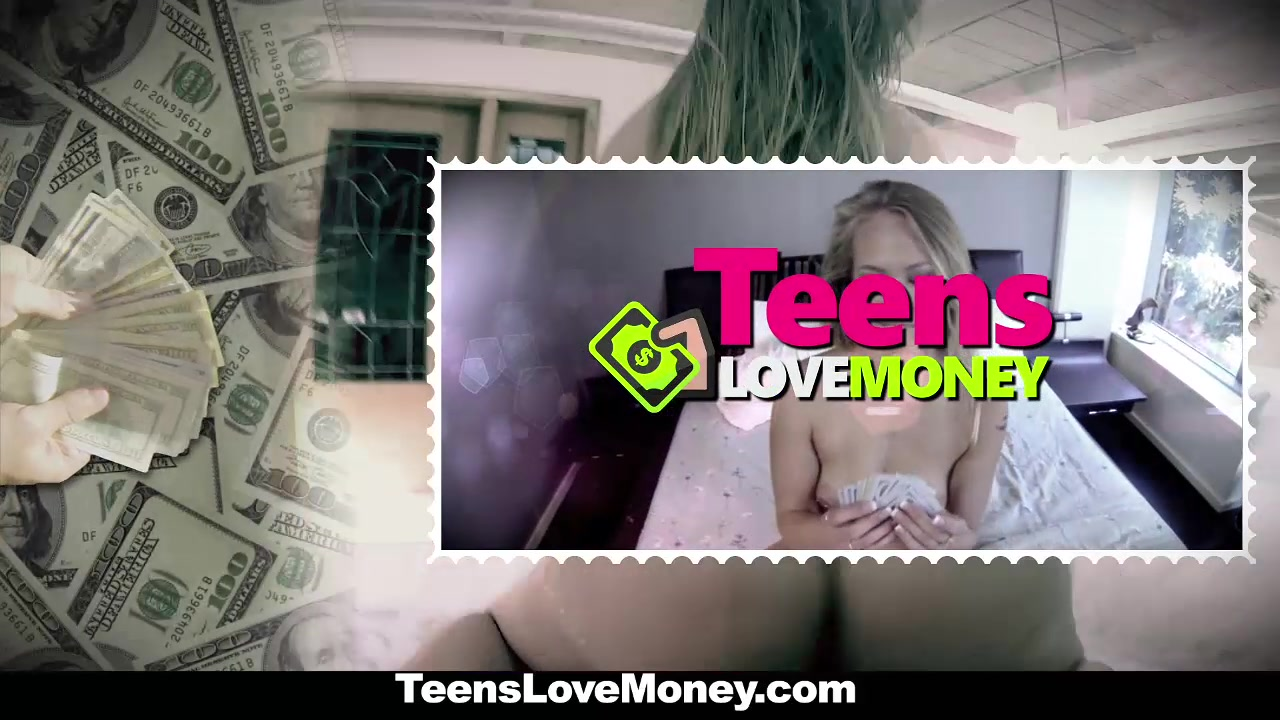 TeensLoveMoney – Hot Blonde Gets Picked Up, Paid And Fucked